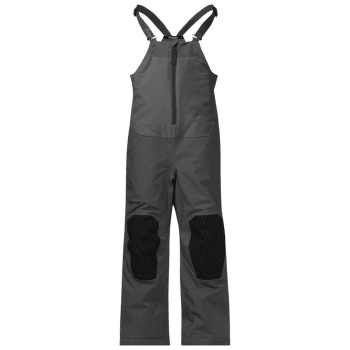Ruffen Insulated Salopete Kids SoliDk Grey/Solid Charcoal