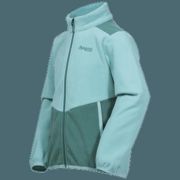 Lilletind Fleece Jacket Kids Light Greenlake