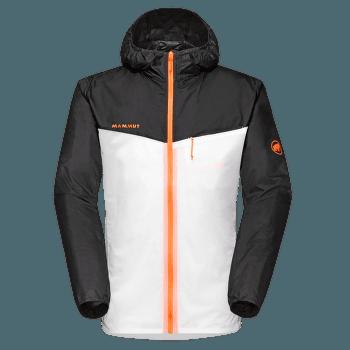 Convey WB Hooded Jacket Men black-white 0047