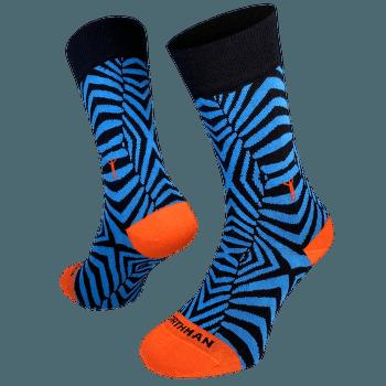 Zebra 59_modrá