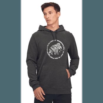 Mammut Logo ML Hoody Men (1014-02141) marine melange PRT5