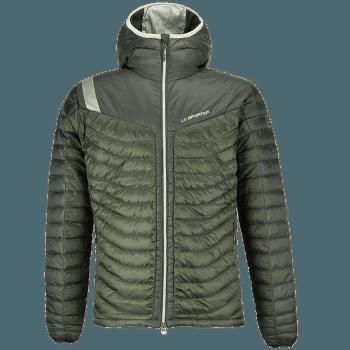 Cosmos Down Jacket Men Black/Grey