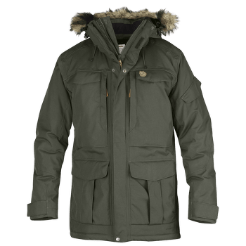 Yupik Parka Men Mountain Grey