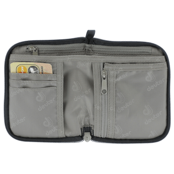 Zip Wallet (3942516) emerald