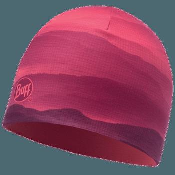 Microfiber Reversible Hat (115335) SOFT HILLS PINK FLUOR