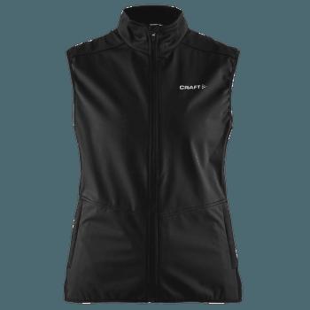 Warm Vest Women 999920 Black/Platinum