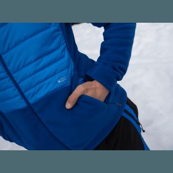 Innominata ML Hybrid Jacket Men magma-merlot