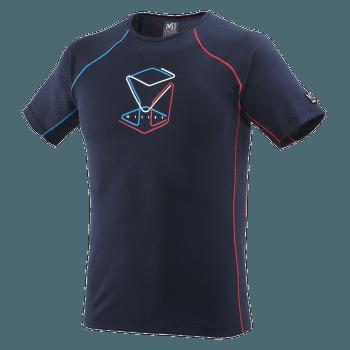Trilogy Delta Cube T-Shirt SS Men SAPHIR