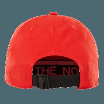 Horizon Hat FIERY RED/TNF BLACK