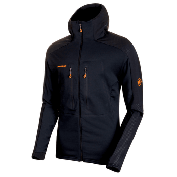 Eiswand Advanced ML Hooded Jacket Men black 0001