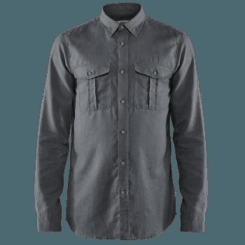 Övik Travel Shirt LS Men Dusk