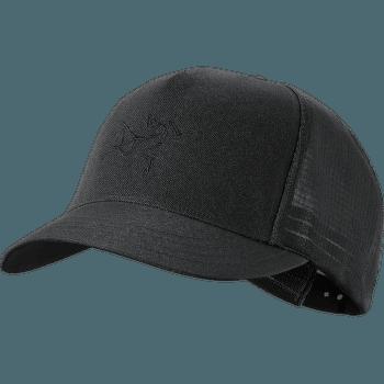 Tirse Trucker Hat Black