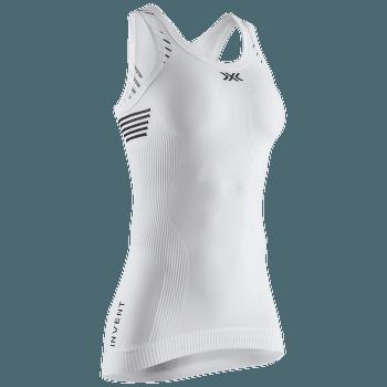 Invent® LT Singlet Women Arctic White-Dolomite Grey