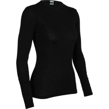 Everyday LS Crewe Women Black001