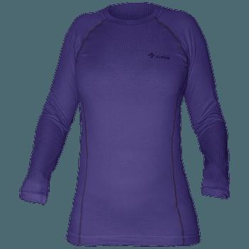Triko dlouhý rukáv W CMF violet