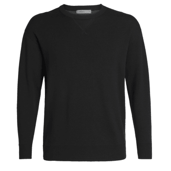 Carrigan Reversible Sweater Sweatshirt Men Black