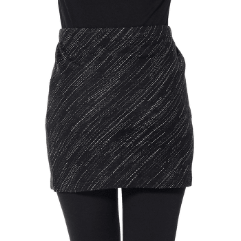 Affinity Skirt Snow Storm Women Black