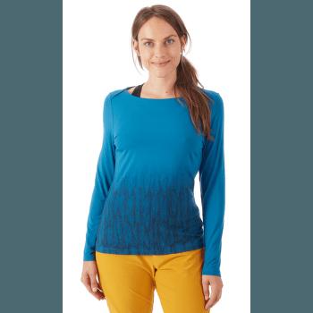 Alnasca Longsleeve Women sapphire 50226