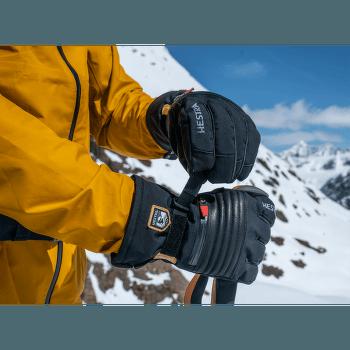All Mountain CZone 5-prsté Svart