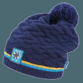 K61 Knitted Beanie 108 navy