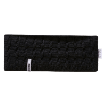 CW12 Knitted Headband black 110
