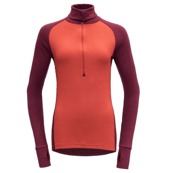 Expedition Zip Neck Women (155-244) 740A Beetroot