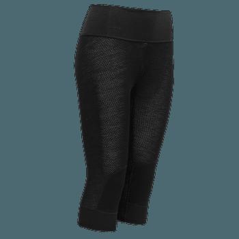 Wool Mesh 3/4 Long Johns Women (151-147) 960A CAVIAR