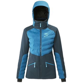 Andolla Stretch Jacket Women ORION BLUE/COSMIC BLUE