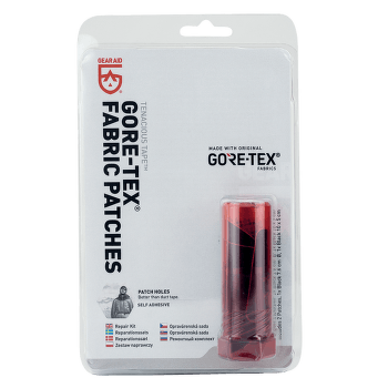 GORE-TEX® Fabric Repair Kit - Černá