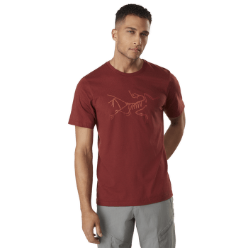 Archaeopteryx T-Shirt SS Men (24024) Red Beach