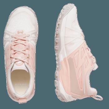 Saentis Low Women bright white-candy