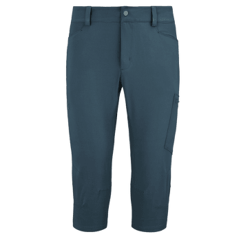 Wanaka Stretch 3/4 Pant Men ORION BLUE/WILD LIME