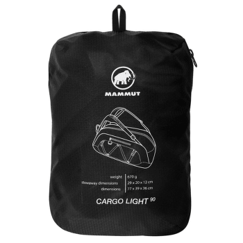 Cargo Light 60 black 0001