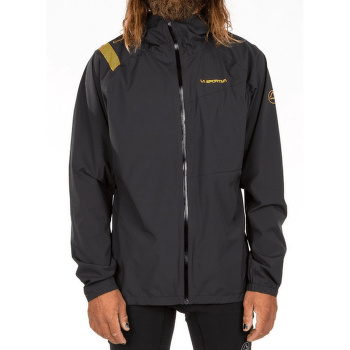 Run Jacket Men Opal