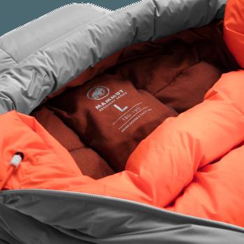 Protect Down Bag -18°C safety orange 2196