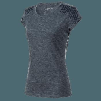 Alnasca T-Shirt Women (1017-01780) peacoat melange