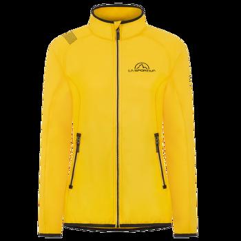 Promo Fleece Women Yellow/Black