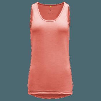 Eika Singlet Women Coral