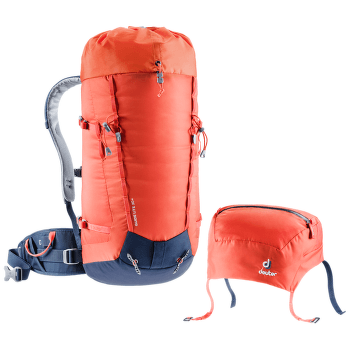 Guide Lite 30+ papaya-navy