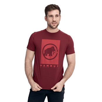 Trovat T-Shirt Men (1017-09863) merlot PRT2