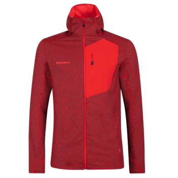 Aconcaqua Light ML Hooded Jacket Men Spicy