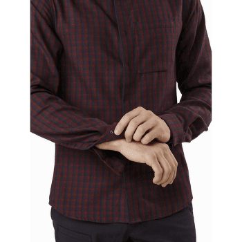 Bernal LS Shirt Men Subastral