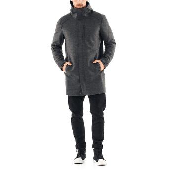 Ainsworth Hooded Jacket Men Black