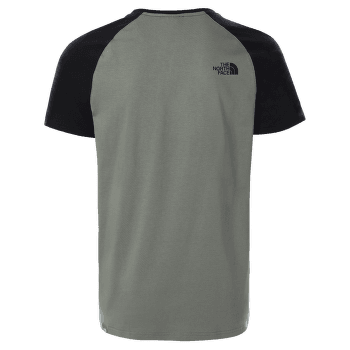 SS Raglan Easy Tee Men Agave Green