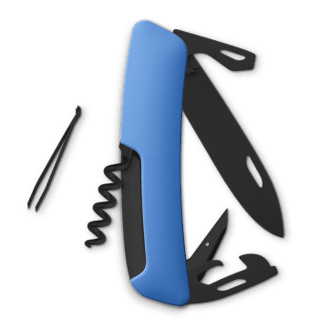 D03 Allblack Standard Blue