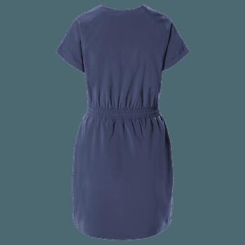 Never Stop Wearing Dress Women Vintage Indigo