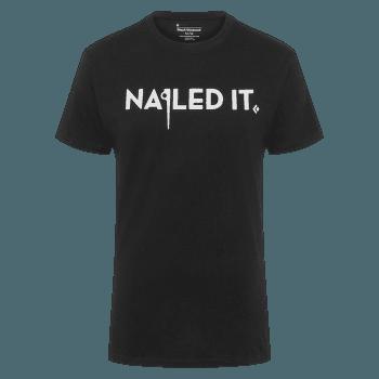 Nailed It SS Tee Men Black