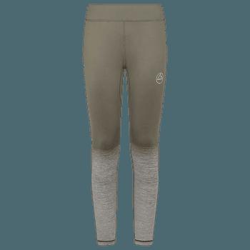 Patcha Leggings Women Clay/Hibiscus