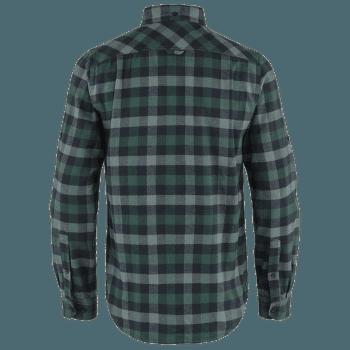 Skog Shirt Men Arctic Green-Dark Navy