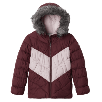 ARCTIC BLAST™ Jacket Girls Malbec, Mineral 619